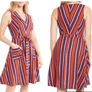 ModCloth Looking Back Sleeveless Dress size M
